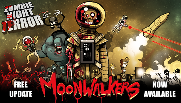 Moonwalkers update, out now! 1